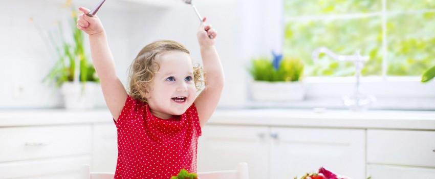bambina spaghetti