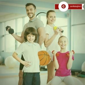esercizi famiglia