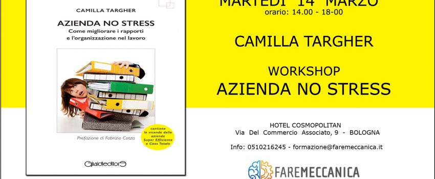 workshop 14 marzo